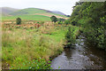NT0333 : The Culter Water near Snaip by Jim Barton