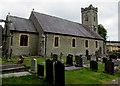 SN3040 : Holy Trinity Church, Newcastle Emlyn by Jaggery