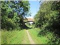 SE9443 : Michael's  Bridge  on  the  Hudson  Way  rail  trail by Martin Dawes