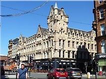NS5964 : Glasgow buildings [81] by Michael Dibb