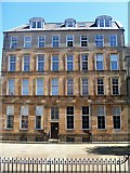 NS5964 : Glasgow buildings [87] by Michael Dibb