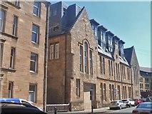 NS5964 : Glasgow buildings [91] by Michael Dibb