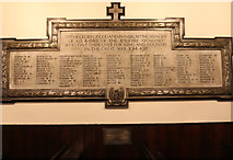 NS3321 : Memorial, Ayr Auld Kirk by Billy McCrorie