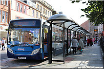 NS3321 : Stagecoach Bus, Ayr by Billy McCrorie