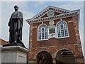 SK2003 : Statue of Sir Robert Peel  by Philip Halling