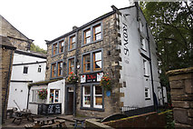 SE1408 : The Nook public house, Holmfirth by Ian S