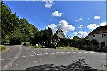 SU5846 : Dummer, All Saints Church by Michael Garlick