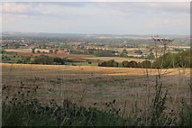 SP1729 : View in Longborough by David Howard