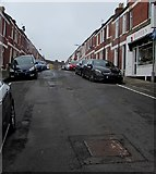 ST1067 : Vale Street, Barry by Jaggery