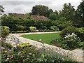 SP1566 : Jubilee Garden, Henley-in-Arden Guildhall by Robin Stott