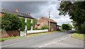 NZ3321 : Farmhouse at Town Farm by Trevor Littlewood