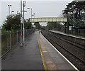 SS9768 : Through Llantwit Major railway station by Jaggery