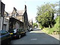 NZ2363 : St Anne's Court, Summerhill Grove by Robert Graham