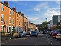 SK5738 : Green Street on a September morning by John Sutton