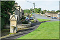 NY6665 : Two memorials in Greenhead, one less obvious by Trevor Littlewood