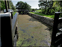 S7063 : Canal Lock by kevin higgins
