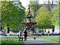NS4864 : Fountain Gardens by Thomas Nugent