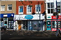 SZ6299 : High Street, Gosport (51) by Barry Shimmon