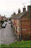 SY9287 : Roper's Lane, Wareham by Derek Harper