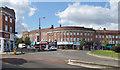 TQ1690 : Belmont Circle, North Side by Des Blenkinsopp