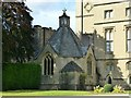 SK5453 : Newstead Abbey, the kitchen by Alan Murray-Rust