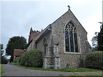 TL8530 : St. Andrew, Colne Engaine: mid September 2019 by Basher Eyre