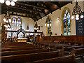 SE2028 : St Paul, Birkenshaw - interior by Stephen Craven