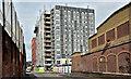 J3474 : Nos 26-44 Little Patrick Street, Belfast - September 2019(2) by Albert Bridge