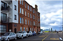NS2059 : Fort Street, Largs, North Ayrshire by Mark S