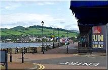 NS2059 : Largs Promenade, North Ayrshire by Mark S
