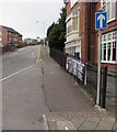 ST1066 : One-way part of St Nicholas Road, Barry by Jaggery
