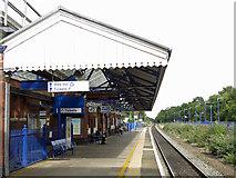 TQ0487 : Denham station by Mike Quinn
