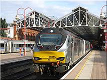TQ2782 : Marylebone station by Mike Quinn