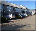 ST0167 : South side of Chapel Close, St Athan by Jaggery