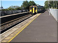SS9768 : Aberdare train arriving at Llantwit Major station by Jaggery