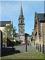 NS4864 : Oakshaw Trinity Church by Richard Sutcliffe