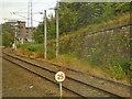 NZ2462 : High Level Bridge Junction to King Edward Bridge South Junction Line by Robin Webster