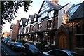 SJ8193 : Mock Tudor terrace by Bob Harvey