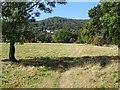 SO7742 : The Malvern Hills at Malvern Wells by Philip Halling