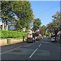 SK5837 : West Bridgford: along Henry Road by John Sutton