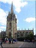 SP5106 : University Church of St Mary the Virgin, Oxford by JThomas