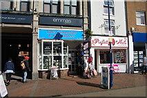SZ6299 : High Street, Gosport (56) by Barry Shimmon