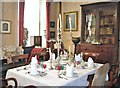 TG2208 : Strangers' Hall Museum - Victorian Dining Room by Evelyn Simak