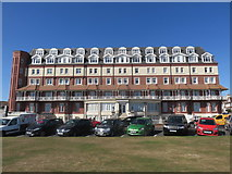 TQ7407 : The Sackville Apartments, Bexhill on Sea by Richard Rogerson