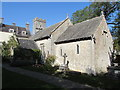 ST0167 : Church of St Giles, Gileston, Vale of Glamorgan by Jaggery