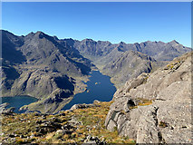 NG4919 : The west top of Sgurr na Stri by John Allan
