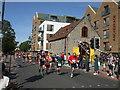 ST5872 : Pounding along Cumberland Road by Neil Owen