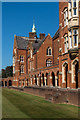 TQ1656 : Gloucester House and Montgomery/North House, St John's School by Ian Capper