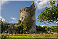 S1126 : Castles of Munster: Moorstown, Tipperary - revisited (4) by Mike Searle
