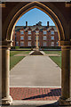 TQ1656 : The quad, St John's School by Ian Capper